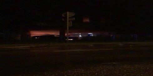 Aculiecinieka video: Ugunsgrēks Ieriķu ielā