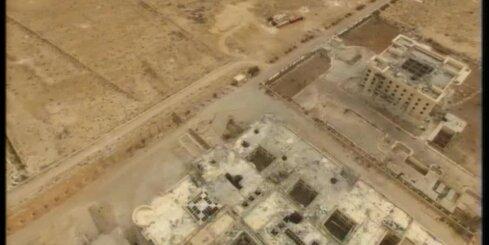 Palmīra pēc Daesh padzīšanas