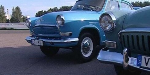 Auto un upe - Volga