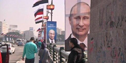 Maskavas 'draugu klubs': Krievija un Ēģipte noslēdz vērienīgu enerģētikas līgumu