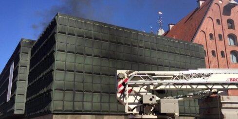 Deg Okupācijas muzeja ēka