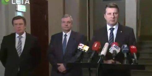 Vējonis valdības veidošanu uztic ZZS virzītajam Mārim Kučinskim