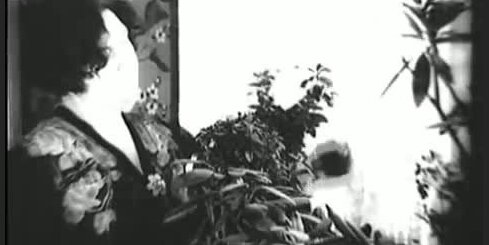 Arhīva video: Dzejniece Aspazija, 1925. gads