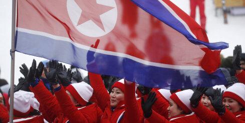 Ziemeļkoreja nepiedalīsies Tokijas olimpiskajās spēlēs