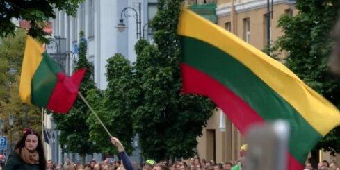 Lietuvas basketbolistus mājās sagaida kā varoņus