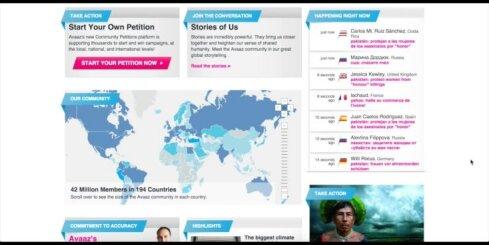 Internetā aicina parakstīties par Latvijas pievienošanos ASV