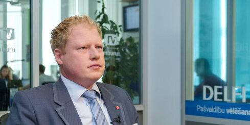 'Delfi TV ar Jāni Domburu': Ivars Jakovels – pilna intervija