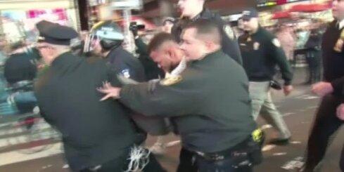 Fērgusonas šaušana: protesti izplešas pa ASV