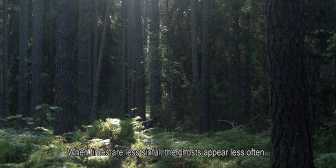 Filmas 'Melleņu gari' treileris