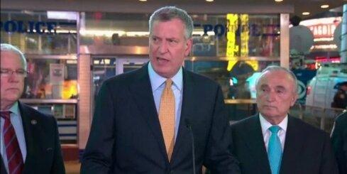 Jaunā 'Daesh' video draudēts Ņujorkai