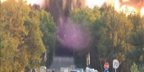 Ukrainā ar 'Grad' apšaudītas armijas pozīcijas