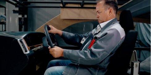 Kā tapa Krievijas limuzīns 'Aurus'