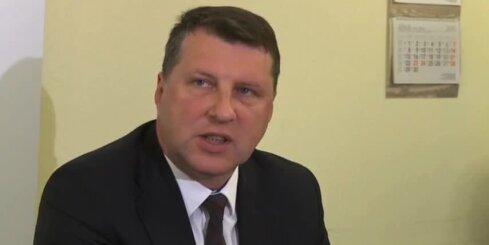 Valsts prezidenta amata kandidāta Raimonda Vējoņa preses konference