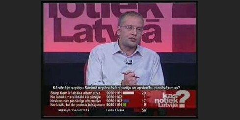 Saeimā nepārstāvēto spēku piedāvājums: kā attīstīt Latviju?