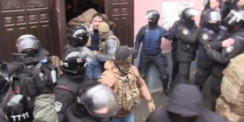 Saakašvili aizturēšana
