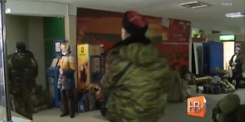 Krievijas brīvprātīgie dodas karot uz Ukrainu separātistu pusē