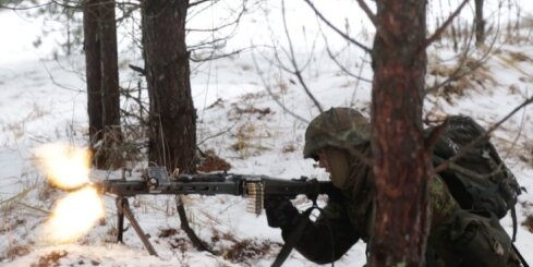 NATO mācības Lietuvā