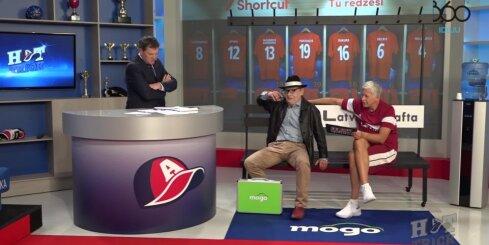 Puče un Valters diskutē par Rīgas Dinamo neveiksmēm