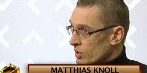 'Viss notiek': Matiass Knolls un 'LiteraTūres'
