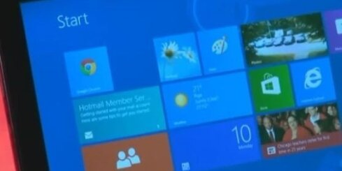 'Windows 8'' plusi un mīnusi