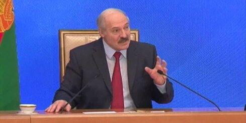 Lukašenko piekto reizi pretendē uz prezidenta amatu