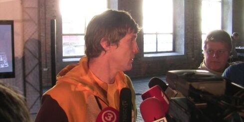 Sandis Ozoliņš nosaukts par karognesēju Sočos