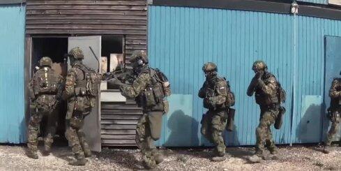'Mēs esam NATO'