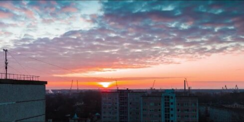 Ļoti skaists drona video - Vecmīlgrāvis un Bolderāja