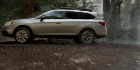 Jaunais 'Subaru Outback' pilnpiedziņas universālis