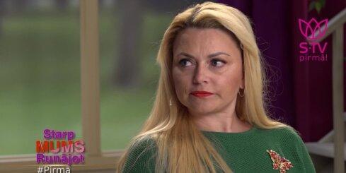 Kristīne Lindenblate: manī nav tā bezpalīdzīgā, naivā sieviete
