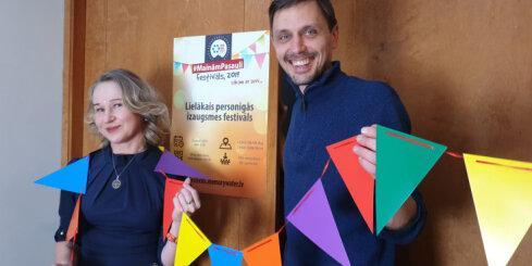 23. martā Rīgā notiks festivāls 'Mainām pasauli, sākam ar sevi'
