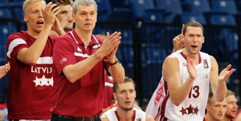 Latvijas basketbolisti olimpiskā kvalifikācijas turnīra pusfinālā tiksies ar Puertoriko