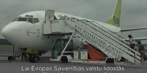 Lidosta 'Rīga' nodarbina invalīdus-ekspertus