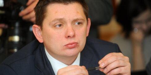 'Nolieku deputāta mandātu,' 'Facebook' paziņo Kaimiņš; aizdomas par konta uzlaušanu (plkst. 22.52)