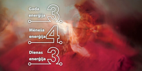 17. janvāra numeroloģiskais dienas fons
