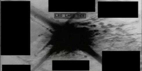Bezpilota lidaparāts iznīcina 'Islāma valsts' automašīnu Irākā