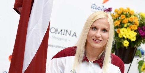 Представлены состав и форма команды Латвии на Паралимпиаду в Рио
