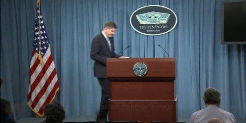 Pentagons: Irākā gaisa uzlidojumos ir nogalināts svarīgs 'Daesh' līderis