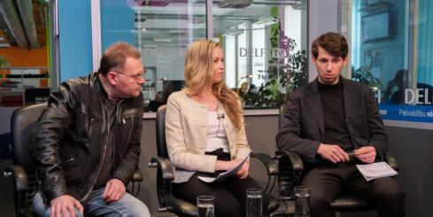 Video: Principu trūkums politikā un 'Lielā dzintara' kļūdas – diskusijas dalībnieku vērtējums Liepājai