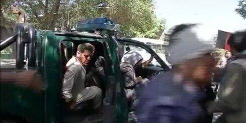 Sprādziens Kabulā