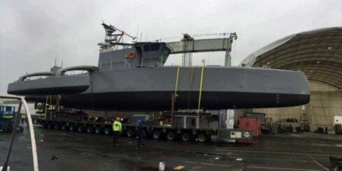Pentagona zinātnieki atrāda nākotnes karakuģi