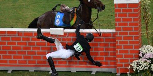 Riodežaneiro vasaras olimpisko spēļu rezultāti modernajā pieccīņā vīriešiem (20.08.2016)