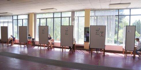 Līdz šim aktīvākie balsotāji – Ventspilī un Preiļu novadā