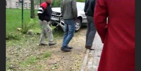 Avārija Ludzā