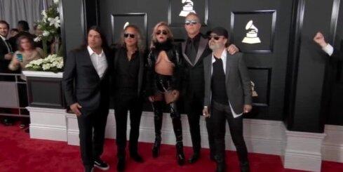 'Grammy' ceremonijas viesu stils