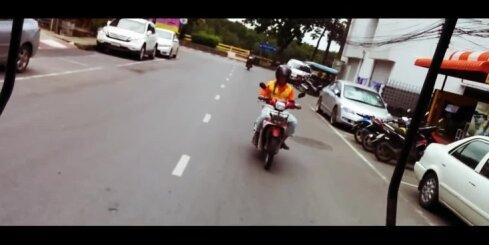 Ceļojumi apkārt Āzijai - Kuala Lumpura