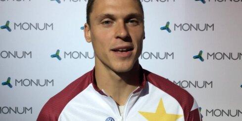 Divkārtējais olimpiskais čempions Māris Štrombergs par šogad plānoto