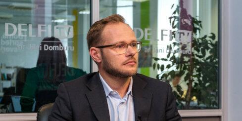 'Delfi TV ar Jāni Domburu': pilna intervija ar Ņikitu Ņikiforovu