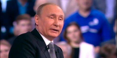 Meldonijs nav dopings, paziņo Putins