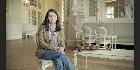 Rīgas Festivāls, Baiba Skride par dzīvi Vācijā